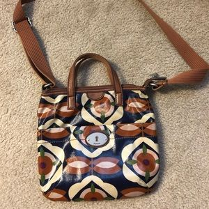 Fossil Key-Per Purse